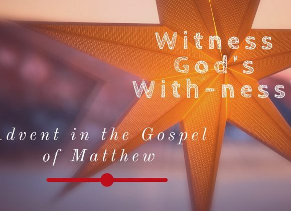 12/15/19 – Pastor Carlos Corro – Receiving God's Gift – Matthew 1:18-25 – Witness God's With-Ness