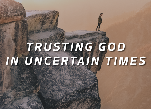 03/08/20 – Pastor Carlos Corro – Do Not Be Afraid – Trusting God in Uncertain Times – Genesis 15:1-6